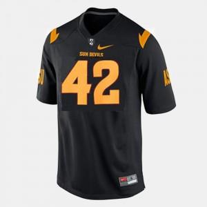 #42 Black College Football Youth(Kids) Pat Tillman Arizona State Sun Devils Jersey