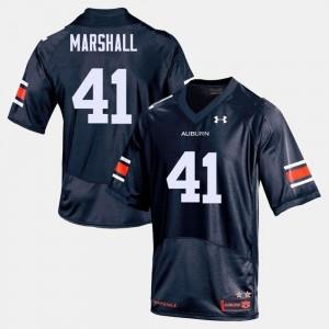 Navy Aidan Marshall Auburn University Jersey #41 Mens College Football