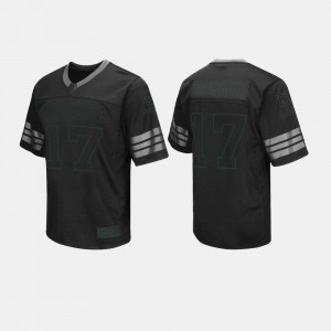 For Men's Baylor Bears Jersey Black College Football #17