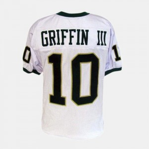 White College Football #10 Men Robert Griffin III Baylor Bears Jersey