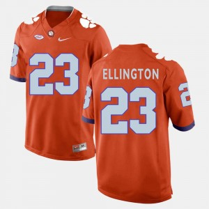 Andre Ellington Clemson Jersey #23 Orange Men's College Football