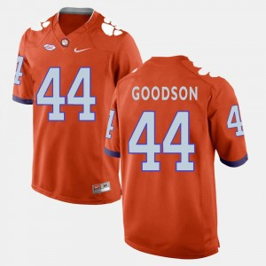 B.J. Goodson Clemson University Jersey Orange #44 Men's College Football