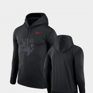 Rivalry Lion Nike For Men Black USMA Hoodie
