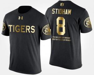Black Gold Limited Jarrett Stidham AU T-Shirt Men Short Sleeve With Message #8