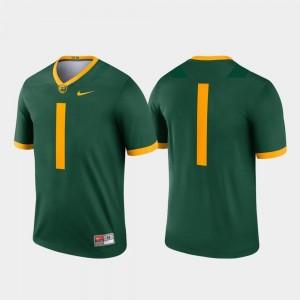 #1 For Men's Green Bears Jersey Legend College Football Nike