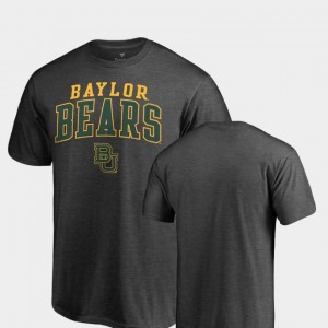 Baylor T-Shirt Square Up For Men's Heathered Charcoal Fanatics Branded