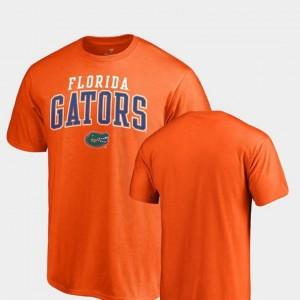Fanatics Branded Square Up UF T-Shirt Men's Orange