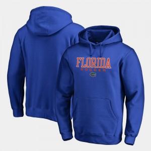 True Sport Soccer Fanatics Mens Royal University of Florida Hoodie