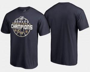 Navy Men's 2018 Atlantic 10 Women's Champions Basketball Conference Tournament GW Colonials T-Shirt
