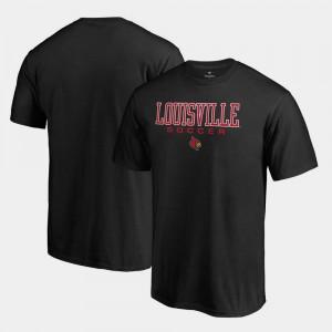 True Sport For Men Big & Tall Soccer Black Cardinals T-Shirt