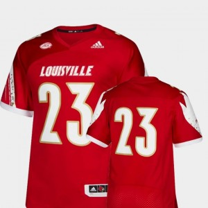 Cardinals Jersey Premier Adidas Red For Men College Football #23