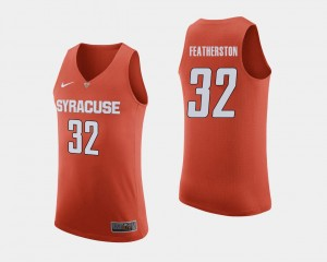 College Basketball Ray Featherston Syracuse Jersey Men Orange #32