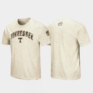 Oatmeal Desert Camo OHT Military Appreciation Men's Tennessee T-Shirt