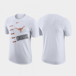 UT T-Shirt For Men Just Do It Nike Performance Cotton White
