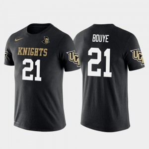 For Men Future Stars Black A.J. Bouye University of Central Florida T-Shirt #21 Jacksonville Jaguars Football