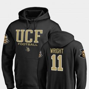 #11 Fanatics Branded Football For Men Black Matthew Wright UCF Hoodie True Sport