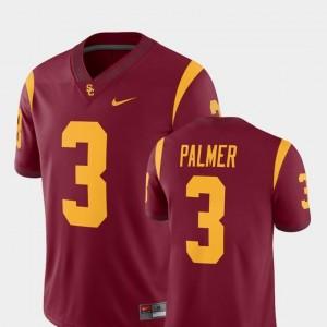 Alumni Player Nike Men Cardinal #3 College Football Carson Palmer USC Jersey