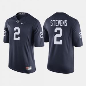 Tommy Stevens Penn State Jersey #2 College Football Men's Navy
