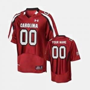 South Carolina Gamecocks Custom Jerseys Mens College Football #00 Red