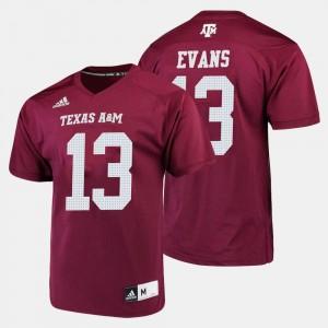 College Football For Men Mike Evans TAMU Jersey Maroon #13