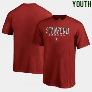 Kids Cardinal True Sport Soccer Fanatics Cardinal T-Shirt