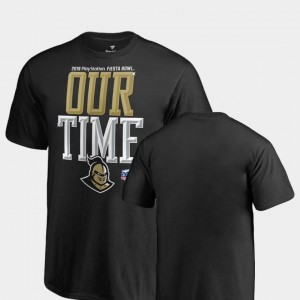 Kids UCF Knights T-Shirt Counter Fanatics Branded 2019 Fiesta Bowl Bound Black