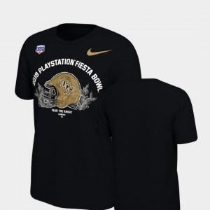 For Kids Knights T-Shirt Black Helmet Nike 2019 Fiesta Bowl Bound